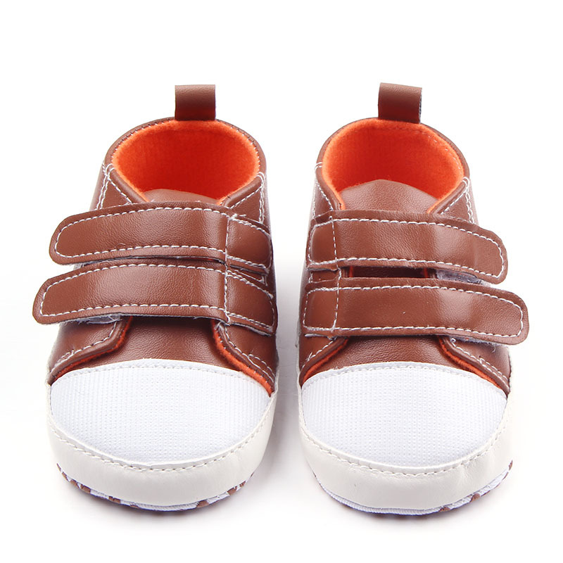 Spring Autumn Pu Upper Baby Shoes Boys Toddler Infant Shoes Baby Moccasins Footwear For Newborns Baby Sneakers