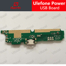 hacrin Ulefone Power USB Board 100% New usb plug charge board Accessories for Mobile Phone