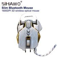 Esports Mecânica rato Jogo com fio Do Mouse Óptico Jedi sobrevivência Recuo Do Mouse 4000 dpi Rato Macro 7 Chaves 12 nível Ajustável DPI