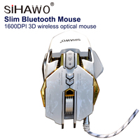 Esports Mechanical mouse wired Game Optical Mouse Jedi survival Mouse Macro Recoil Mouse 4000dpi 7 Keys 12level Adjustable DPI