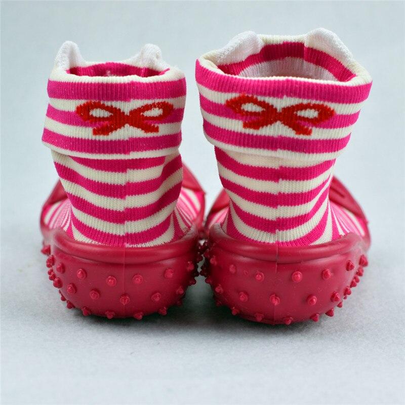Baby Girls Buty Soft Bottom Floor Maluch Buty Obuwie Damskie buty - Buty dziecięce - Zdjęcie 4
