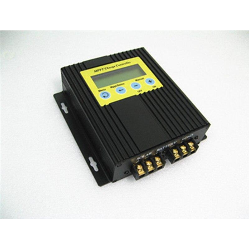 Régulateur solaire de contrôleur de charge de panneau solaire 20A MPPT 15-30% plus de puissance 12 V/24 V, livraison gratuite *