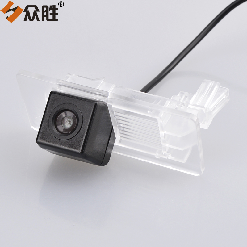 for Skoda Yeti Octavia Superb Rapid Fabia Wireless Car Rear View Camera Auto Backup Reverse Parking Rearview Camera HS8277 bigbigroad car trunk handle rear view backup reverse camera for skoda roomster fabia octavia 5e mk2 yeti superb audi a1