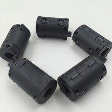 10 шт. TDK zcat 2032-0930 RFI фильтра EMI ферритовый сердечник клип на 9 мм кабель черный