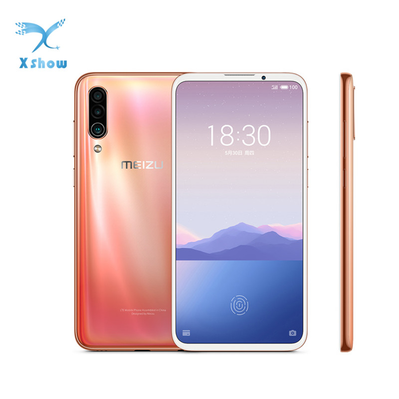 Global Version Meizu 16XS 6GB 64GB 16 XS Smart Phone Snapdragon 675 6.2