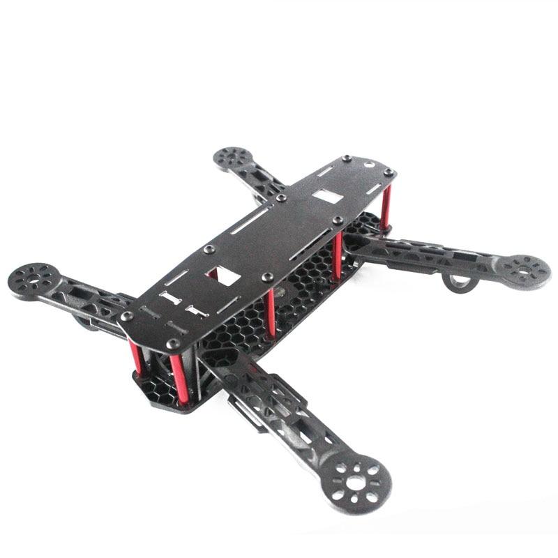 FPV UAV250 cross racing drone 250 Engineering - დისტანციური მართვის სათამაშოები - ფოტო 1