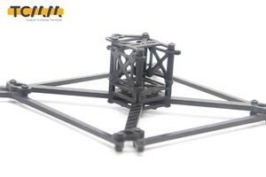 Image 3 - TCMMRC FPV cadre Kit QAV UFX empattement 185mm épaisseur 4mm bras Fiber de carbone pour Drone de course FPV quadrirotor
