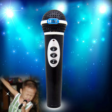 Music Toy Simulation Microphone For Children Modern Microphone Mic Karaoke Singing Kid Girls Boys Funny Toys Gift  YJS D
