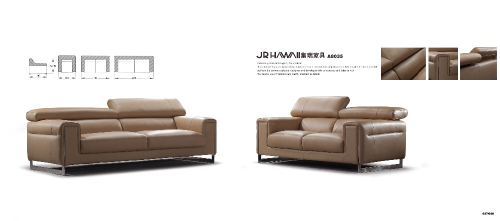 Modern Furniture Living Room Leather