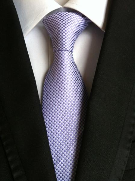 8 см уникальный строгий галстук бизнесменов высококачественный плетёный галстук, чтобы соответствовать рубашке платья