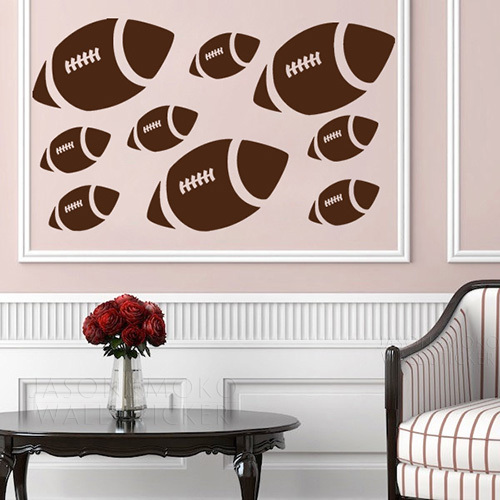 FOOTBALL DECALS SET OF 9 WALL STICKERS BOYS BEDROOM Children  39 s Room or. Online Get Cheap Bedroom Sets Boys  Aliexpress com   Alibaba Group