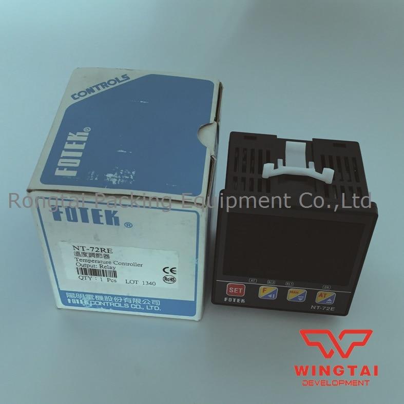 Fotek Temperature Controller NT-72RE instead of MT-72-RE mt48 v fotek temperature controller new