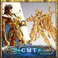 Instock OCE \ Versão Normal S-Templo Do Metal Clube Sagitário Aiolos Saint Seiya Mito Pano De Ouro Ex armadura de metal Figura de ação
