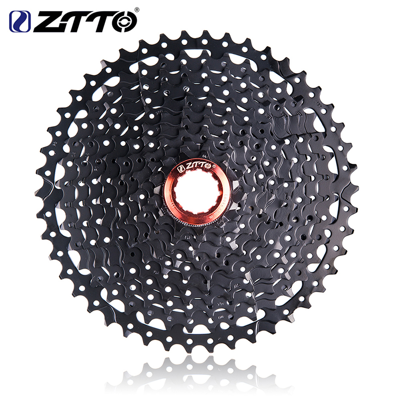 ZTTO 11 Speed 11-46T Wide Ratio Cassette MTB Bike Freewheel Bicycle Flywheel For Shimano SRAM XT SLX M7000 M8000 M9000 ztto black bicycle freewheel 11 speed 11 46t wide ratio mtb bike cassettes sprockets for shimano xt slx m7000 m8000 m9000