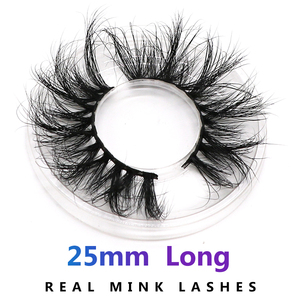 AHT 25mm Long Natural False Ey