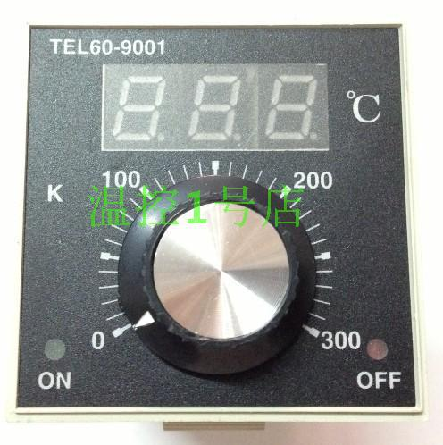 TEL60-9001 dedicated digital temperature oven thermostat  type k   0-300 electric oven 50 300c n c temperature capillary thermostat 220v 16a w 56mm probe