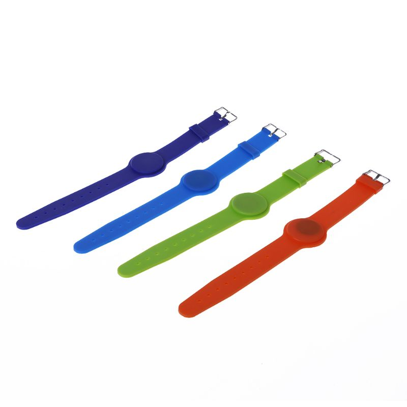 Wristband Proximity 125Khz T5577 Recordable Silicone RFID Wristband Adjustable Watch Wrist Strap Access ControlWristband Proximity 125Khz T5577 Recordable Silicone RFID Wristband Adjustable Watch Wrist Strap Access Control