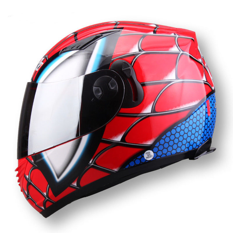 GB Approved Double Visors Motorcycle Full Face Helmet Riding Helmets Nenki 830 nenki motorcycle helmet full face