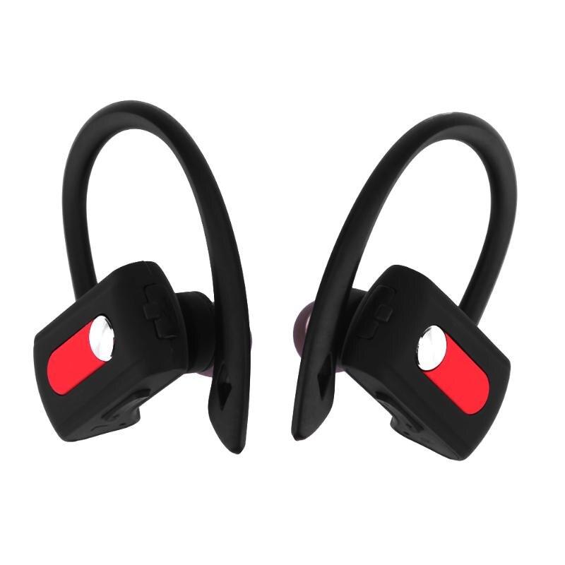 Wireless Bluetooth Ear Hook Stereo Super Bass Bluetooth Sport Earphone Earpiece Headset for Smartphone