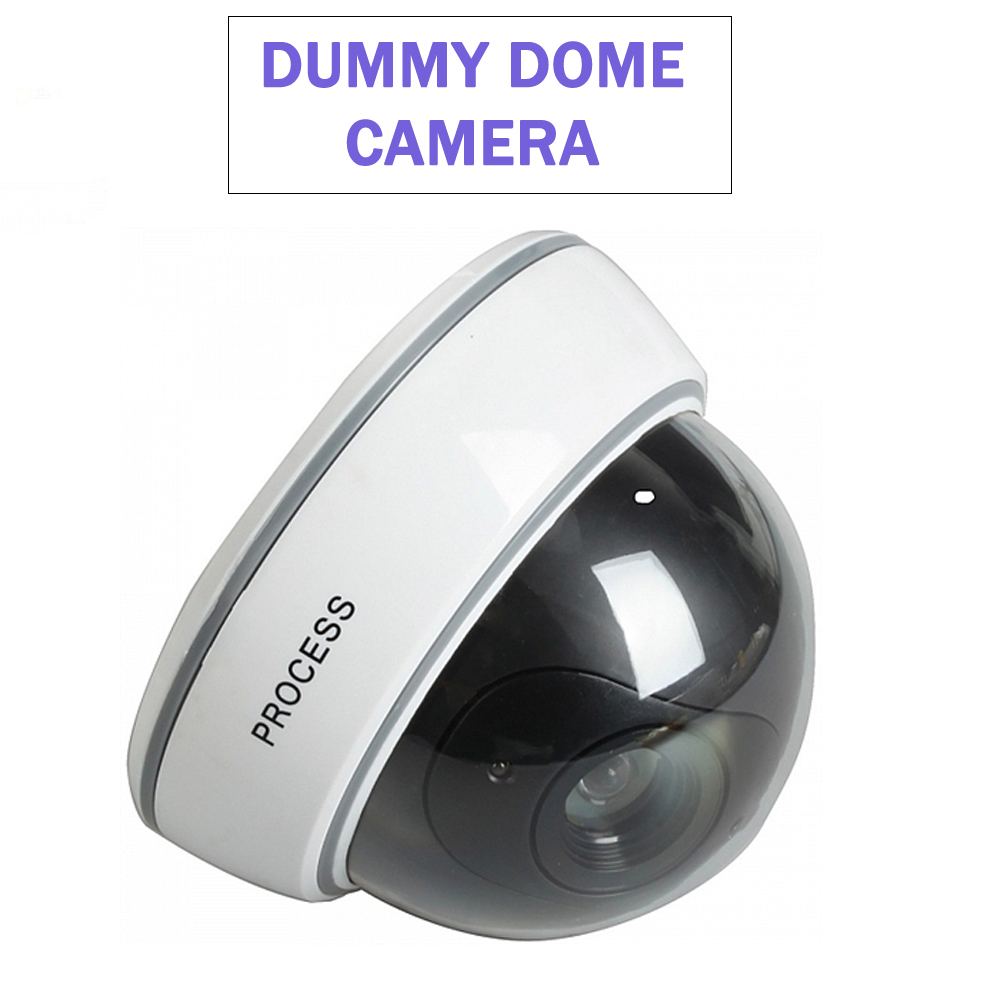Winnervision Security CCTV Fake Camera IR Outdoor Waterproof Bullet Dummy Camera For Home Security IR Flash Flashing