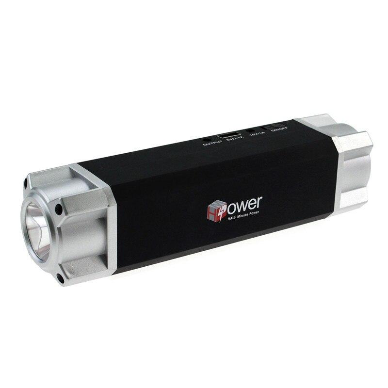 Booster Portatile per Batteria di avviamento,Black SQR CAR Avviamento Batteria per Auto demergenza per Benzina 8.0L Diesel 6.0L Avviatori di emergenza