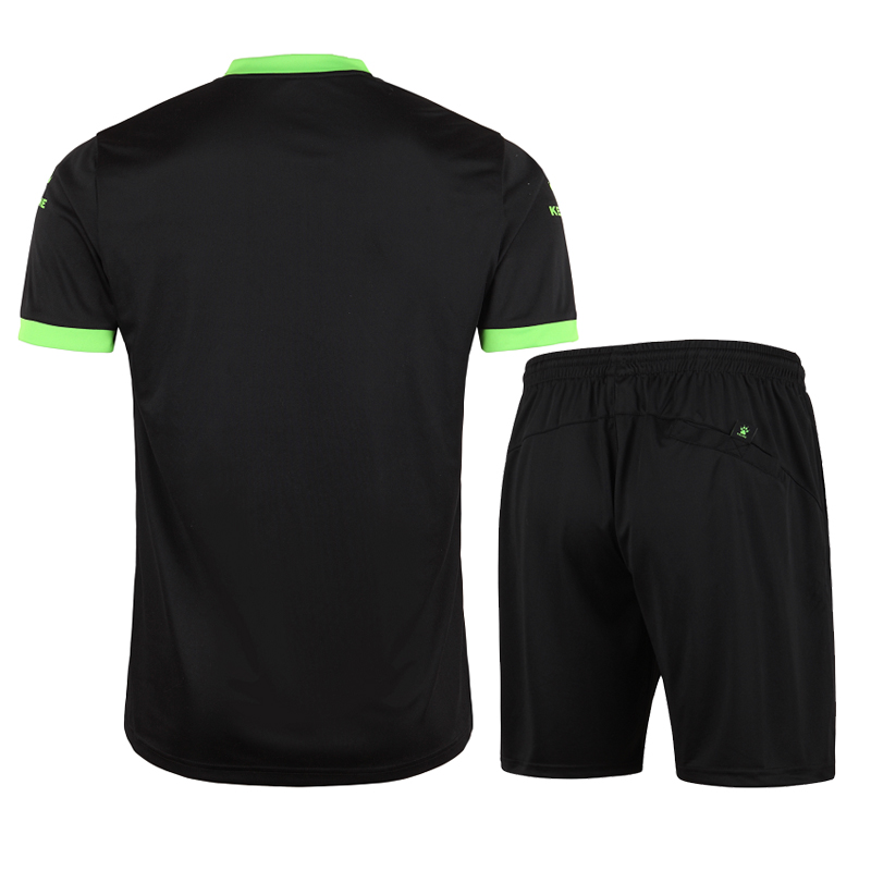 Kelme 2016 maillots de Football arbitre chemise hommes courts survêtements de Football ajustement sec Camiseta Futbol xxxl uniformes customiz 63 - 2