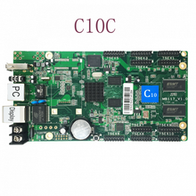 Free Shipping HD-C10C Asychronous Full Color Led Panel Display Control Card / U-Disk LED Controller цена