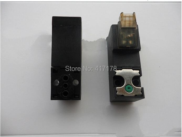 Soosan Socks Machine Use 15mm Flat Plug Solenoid Valve 81003