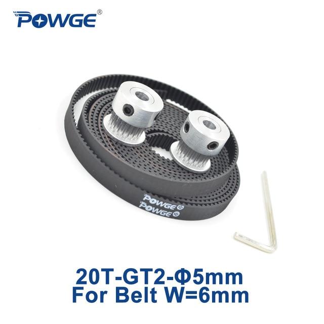 powge 2meters gt2 open timing belt width 6mm 2pcs 20 teeth gt2 rh aliexpress com gt2 timing belt tensioner spring gt2 timing belt tensioner