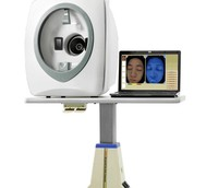 Production price! ! Magic mirror 3D beauty equipment / skin diagnosis skin analysis scanner