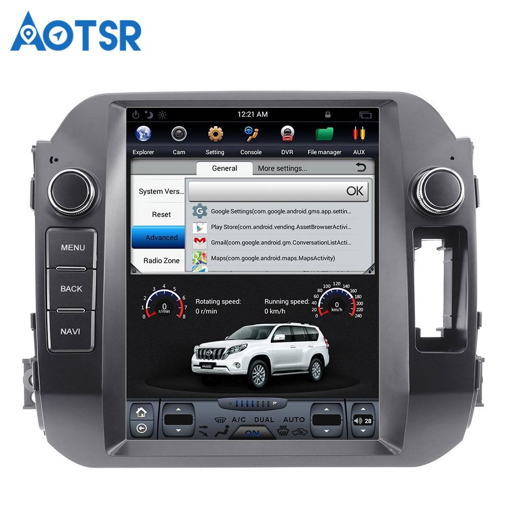 Discount Android 7.1 Car GPS Navigation car DVD Player For KIA Sportage 2016+ Tesla style radio tape recorder auto headunit multimedia 0