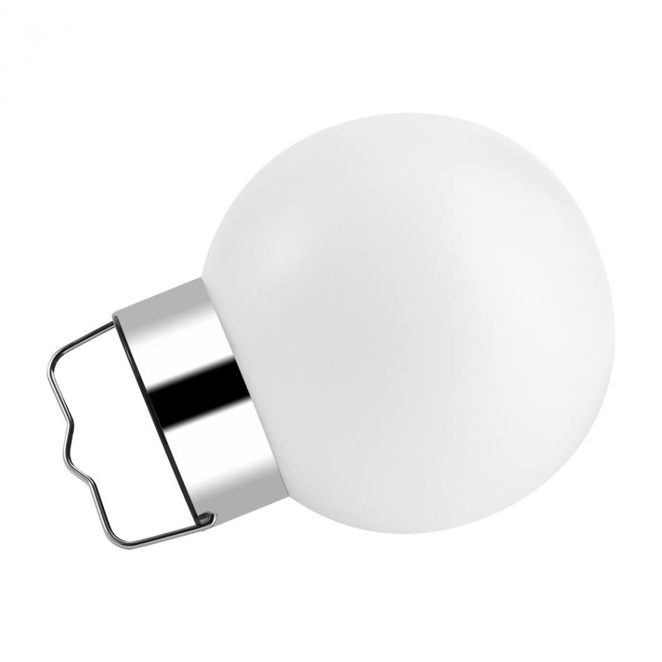 Forme de boule Solaire Lumi¨re Lampe LED Rechargeable Jardin Lumi¨re