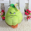 5.5inch Plant Vs Zombies Series Plant Squash Plush Toy Doll,1pcs/pack