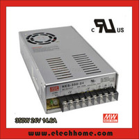 Switching Power Supply Of Stepper 350W 24V 14 6A Single Output NES 350 24 For Embroidery