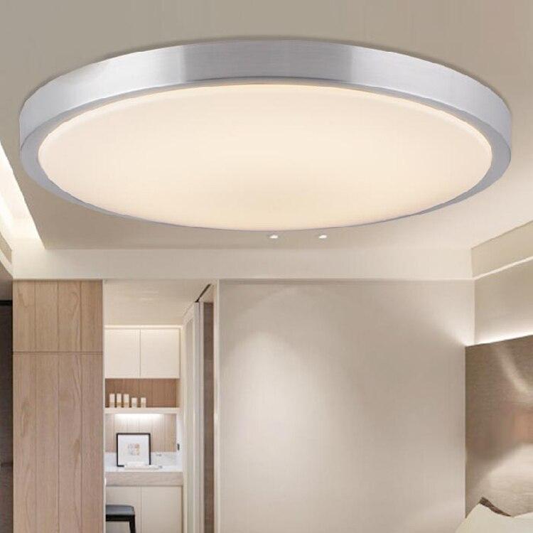 comprar w smd minimalismo led lmpara de techo de luz para la luz interior led lmpara de techo led luz de la cocina envo gratis de
