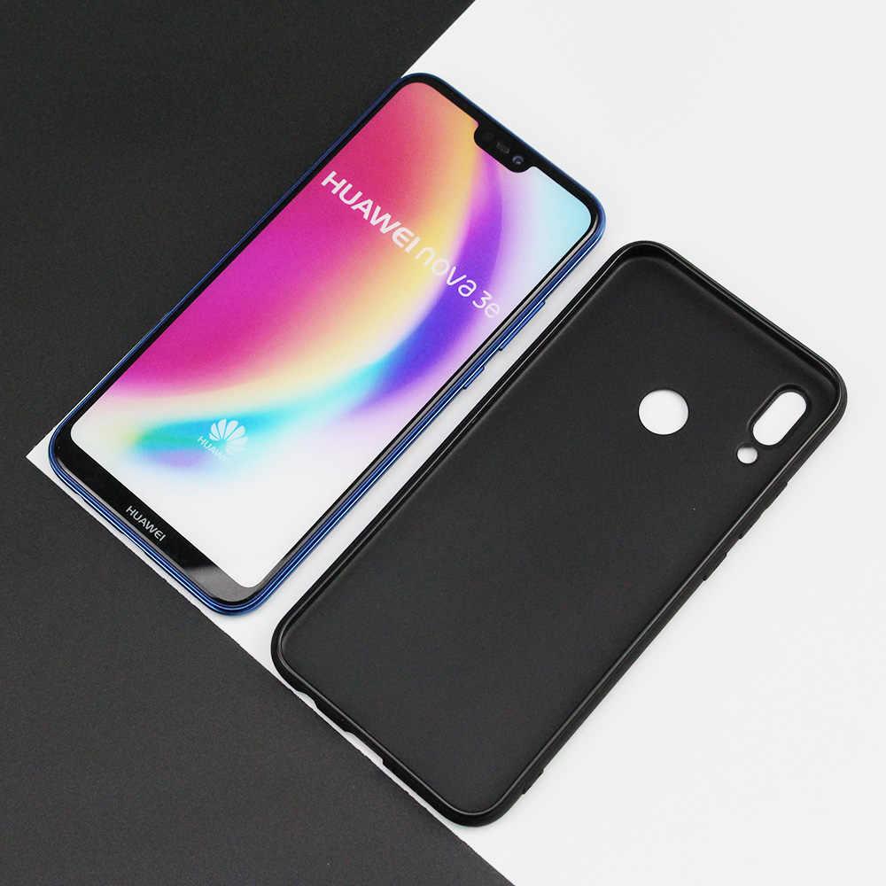Silicone Case Cover for Huawei P20 P10 P9 P8 Lite Pro 2017 P Smart+ 2019 Nova 3i 3E Phone Cases Mafalda