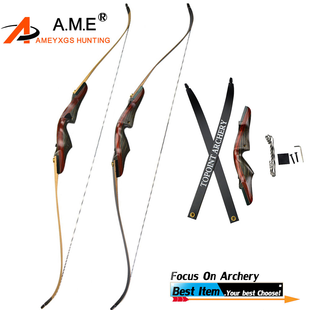 1set Archery Recurve Bow 60/62inch Draw Weight 20 60lbs Traditional Right Hand Bow Hunting Shooting Accessories