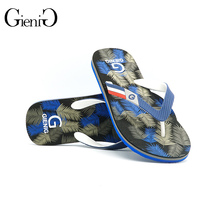 Gienig 2017new men's slippers flip flops men with the summer platform sandals Beach slippers male home slippers beach slippers