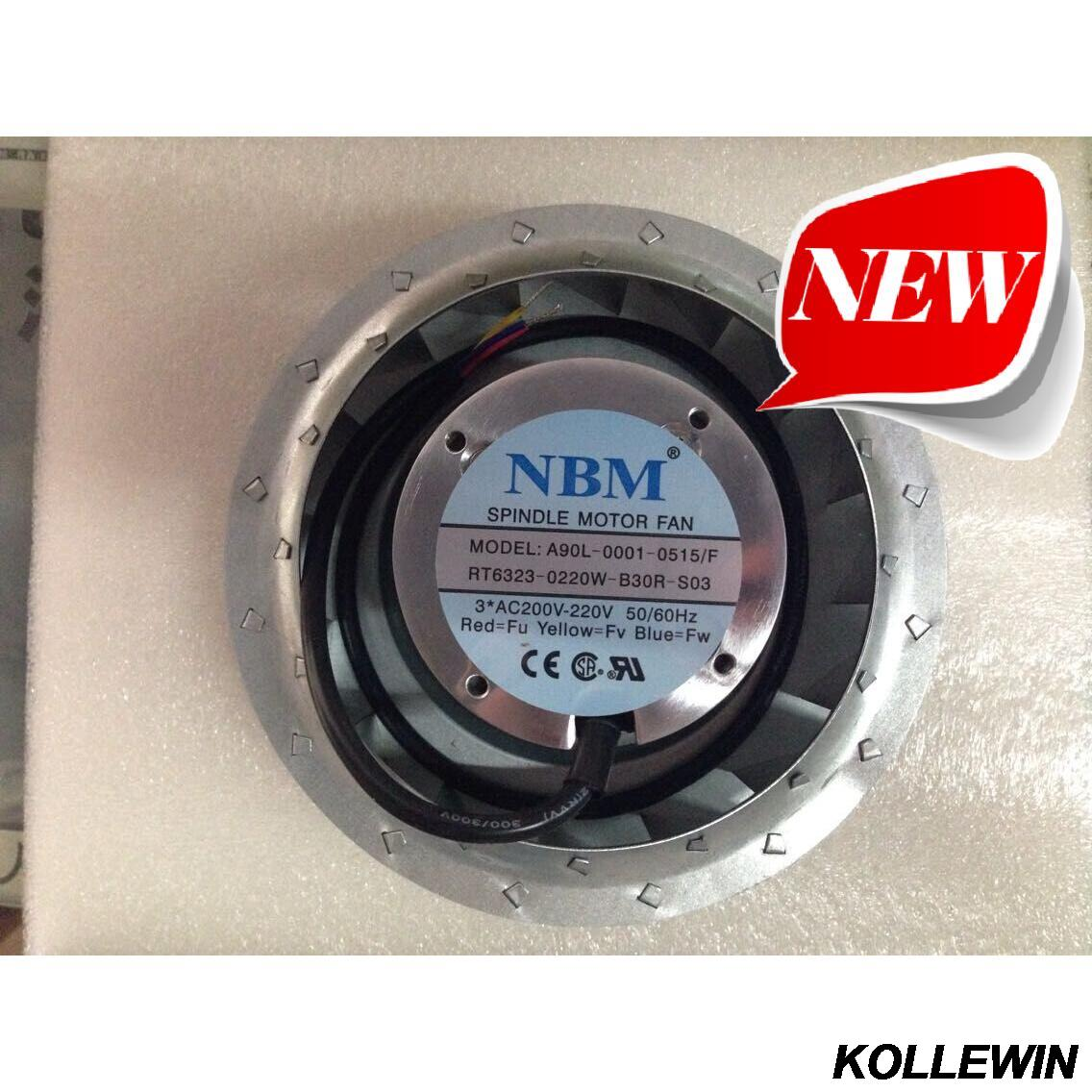 A90L-0001-0515/F new replacement Fan for fanuc spindle motor fast delivery 1 year warranty