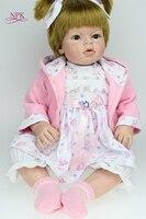 NPK реалистичные куклы boneca Кукла реборн младенец Игрушка Оптовая Продажа Детские куклы кукла нежное реального касания, кукла, Arianna по Rev