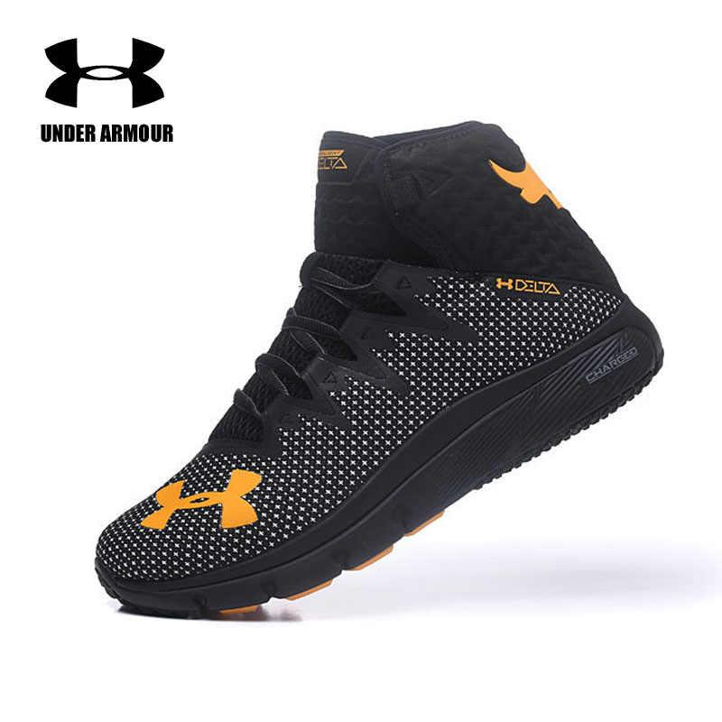b5c0a9d399561 Under Armour Men Project Rock Delta Basketball shoes Training boots Zapatos  de hombre Anti-skid