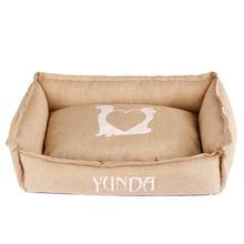 Jormel 3 Size Soft Fleece Pet Dog Bed Cushion Bone Print Large Breed Beds For Labrador Golden retriever Summer Mat