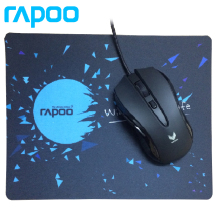 Hot sale Rapoo Mouse Pad 300*250*2mm Gaming Mouse Pad Control/Speed Version Mouse Mat  For Gamer CS Dota2 Lol Diablo 3 Mouse pad