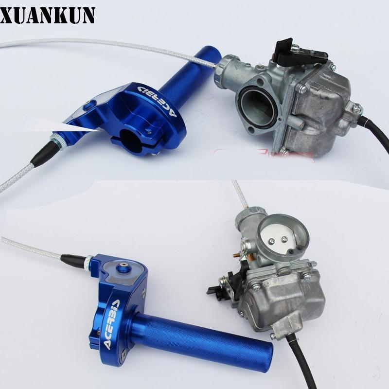 XUANKUN CQR 250 напрямик мотоцикл с ЧПУ большой нагрузке 30 мм карбюратор комплект