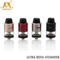 JomoTech originais Ultra Cigarro Eletrônico Atomizador 2 ml Tanque Rebuildable RDTA DIY com Dual 0.25ohm Jomo-172 Bobina de Substituição