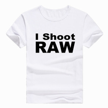 Shoot RAW t-shirt