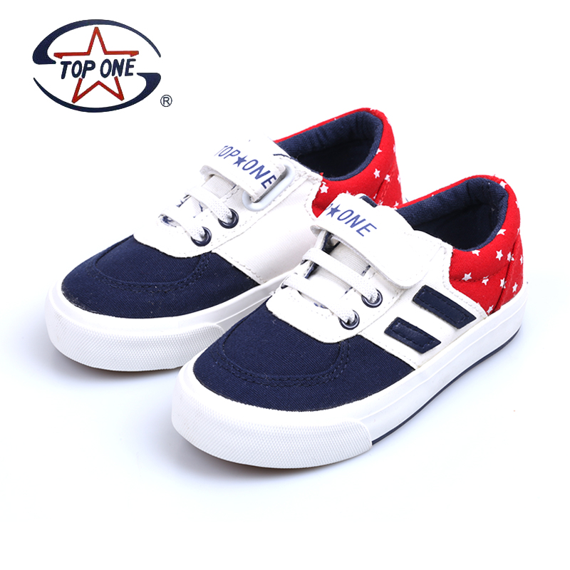 Official Website Topone New Children's Sneakers Sports Shoes Skid Resistance Rubber Sole Kids Spring Autumn Shoes Great Varieties