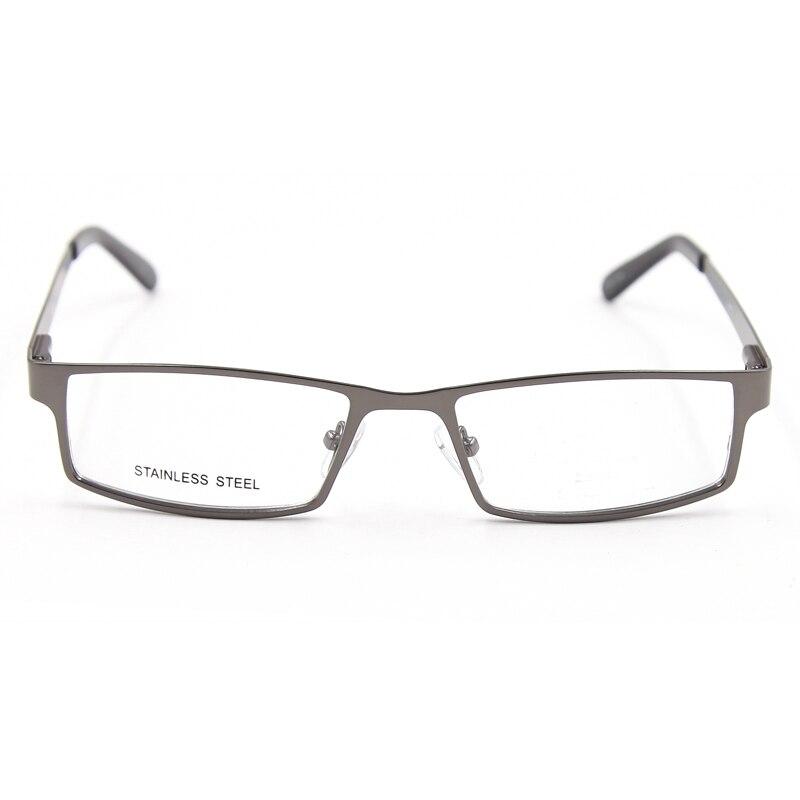 Optical Frames Myopia Full Glasses Frame Men's Business Glasses Material Vintage Square Half Eyeglasses Ante Eyeglasses frame