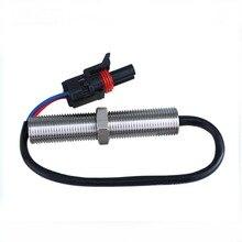 Novo 3034572 Captador Magnético MPU 80mm gerador diesel parte M16 80mm fio magnético RPM frete grátis