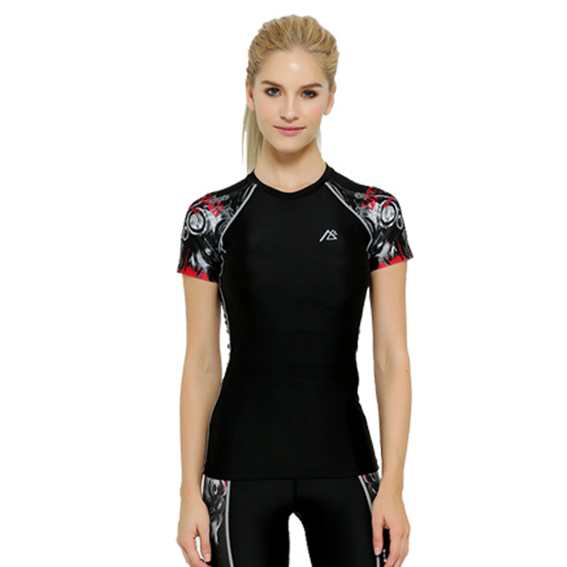a51530a231f 2016 Tiger head Cycling Jersey Female Mtb Bicycle Clothing 3D printed Bike  Wear Clothes Summer Short Sleeve Cycling Jersey